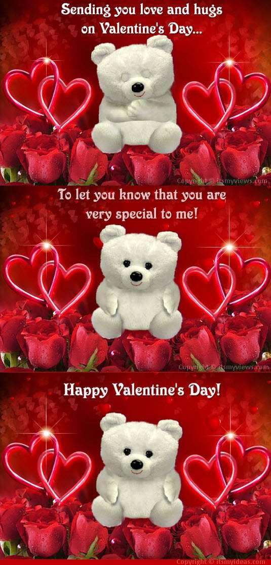 Valentine S Day Teddy Bear Freakify Com
