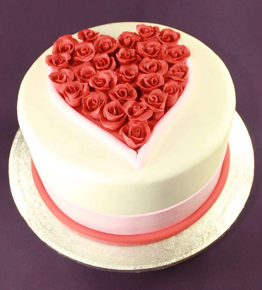 Valentine's Day Cakes 2014 : Freakify.com