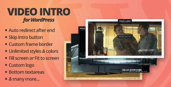 Video Intro for WordPress - CodeCanyon Item for Sale