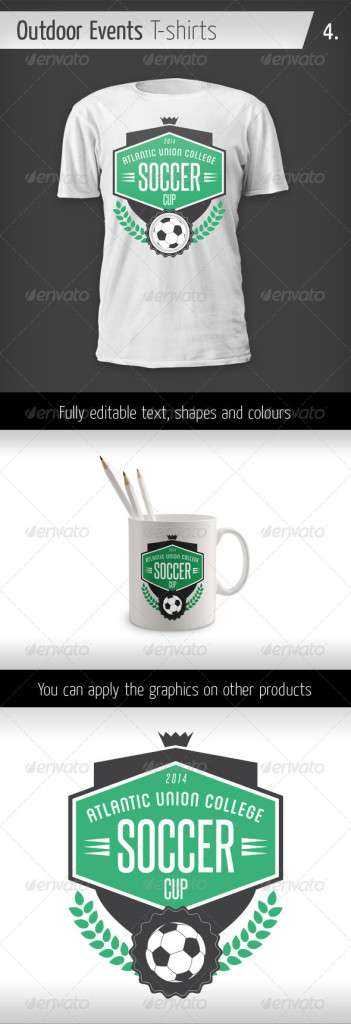 Outdoor Events T-shirts - Soccer Cup - Sports & Teams T-Shirts