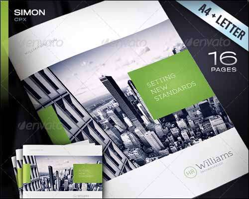 25 Best Premium and Free PSD Brochure Templates 2014 : Freakify.com