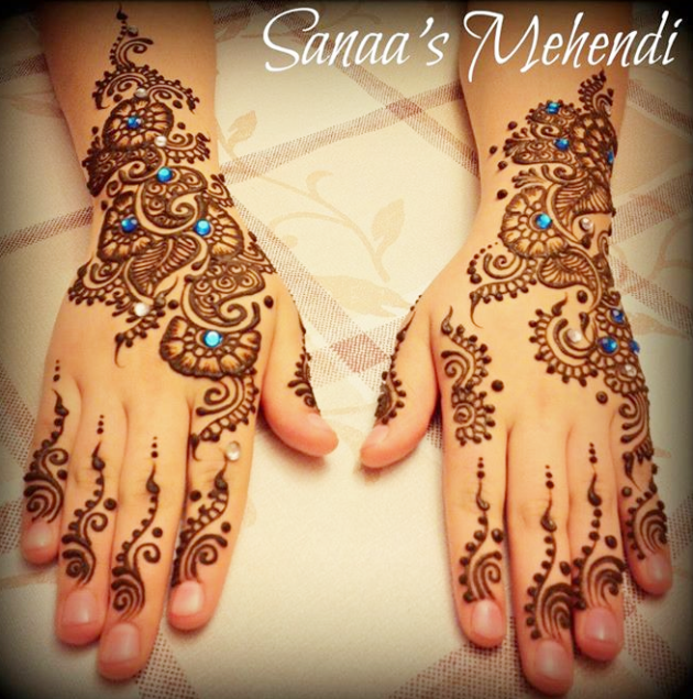 Modern Arabic Mehndi Designs 2014 : Best arabic mehndi designs of freakify