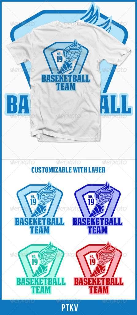 Basketball Team  - Sports & Teams T-Shirts