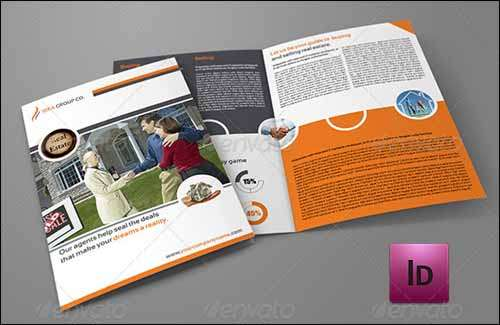 Best Premium And Free PSD Brochure Templates Freakifycom - Psd brochure template