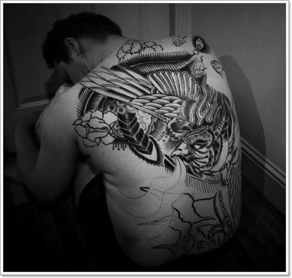 Phoenix Tattoos for Men19