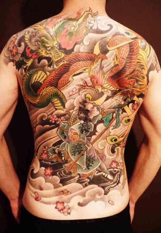 Phoenix Tattoos for Men5
