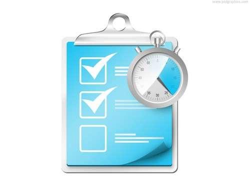 checklist-stopwatch