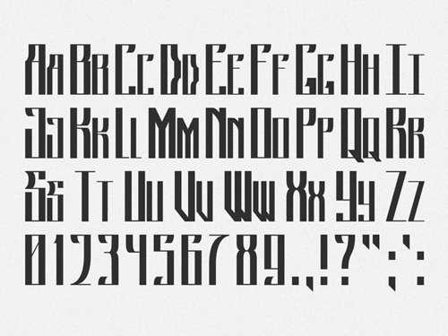 Johny Strocker Free Font