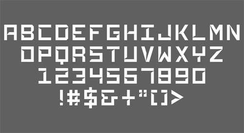 Phantasm Free Font