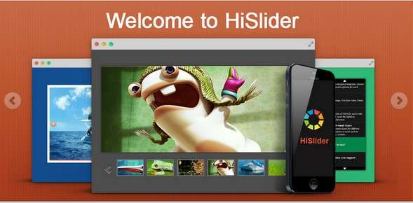 jQuery Image Slider Gallery