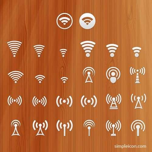 signal icon set1111 image