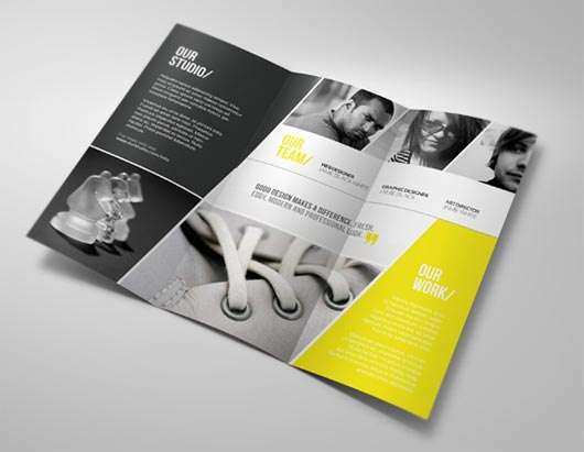 tri fold brochure design ideas - 20 most inspiring brochure designs of 2014