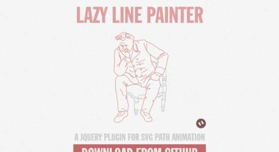 18. Lazy Line Painter