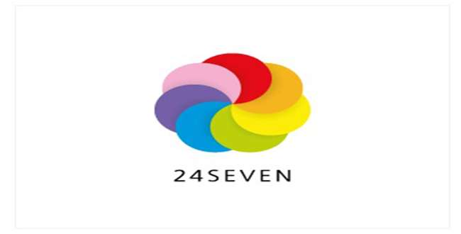 24 Seven Communications Logo