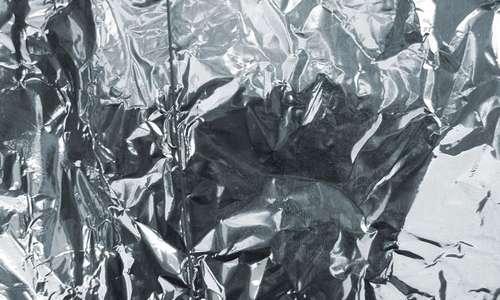 Foil texture