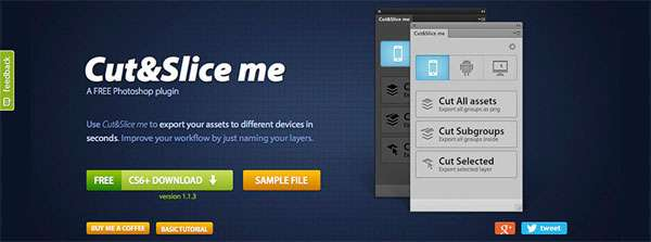 A Set of Best Free Photoshop Plugins for Web Designers 3