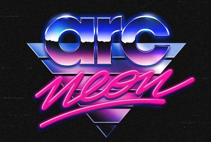 80's Logo