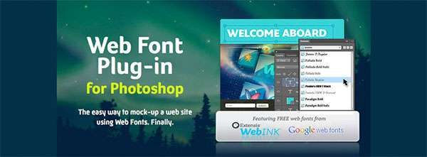 A Set of Best Free Photoshop Plugins for Web Designers 8