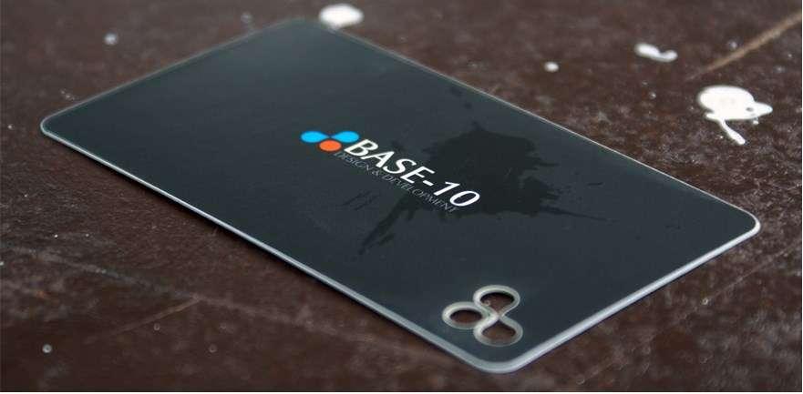 Base-10 Business Card