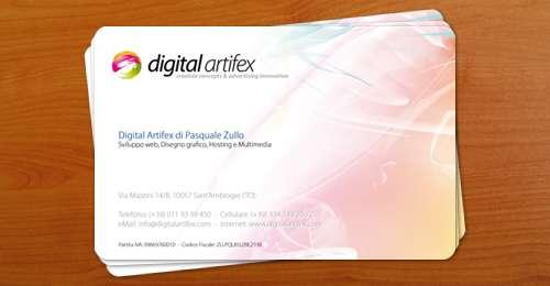 Digital Artifex vCard