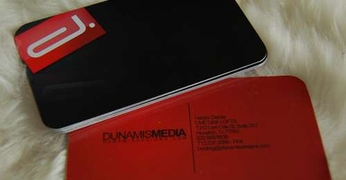 Dunamis Media Business Card