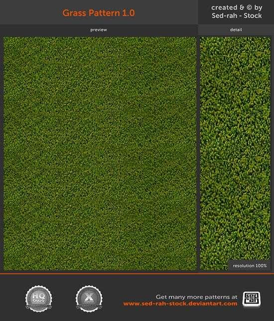 Grass Pattern 1.01111 image