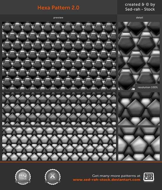 Hexa Pattern 2.01111 image