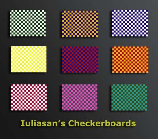 Iuliasan's Checkerboards