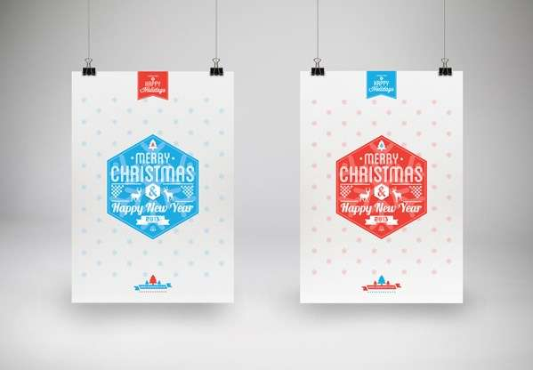 Best and awesome examples of business card designs freakify merry christmas card 2013 reheart Choice Image