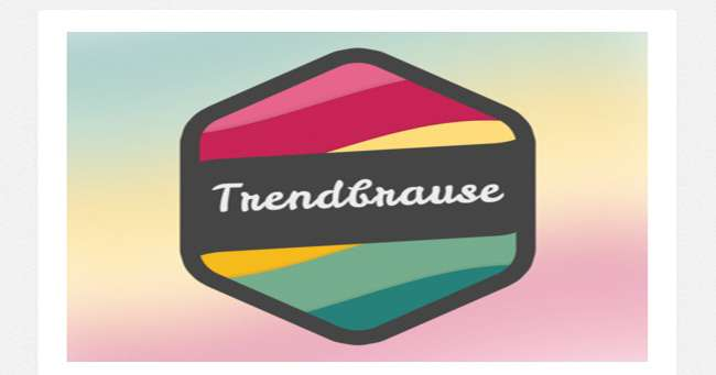 Trendbrause Logo