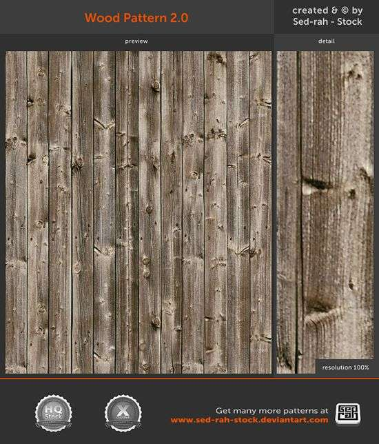 Wood Pattern 2.0 image