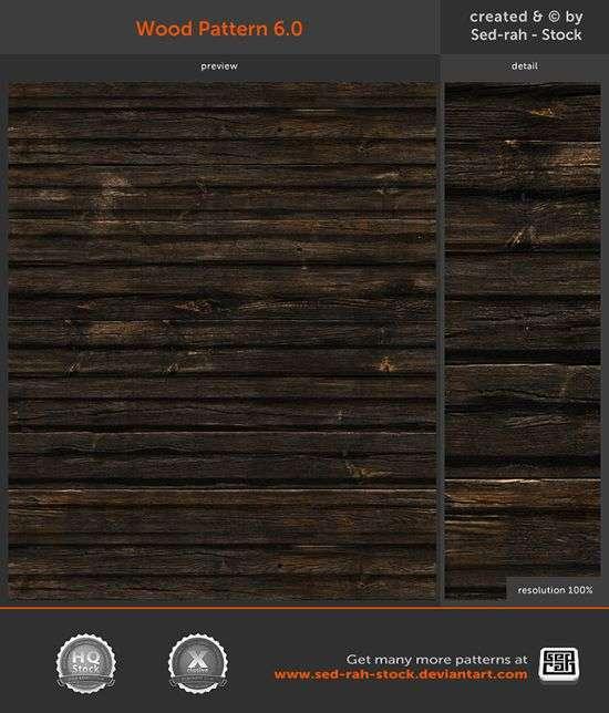 Wood Pattern 6.0