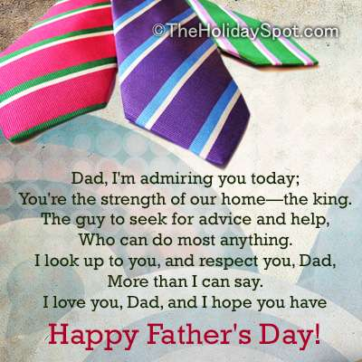 Inspiring Collection of Father   s Day Poems 2014Happy Fathers Day Poems For My Husband
