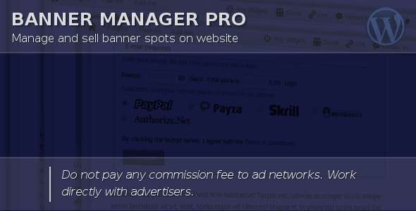 Banner Manager Pro image