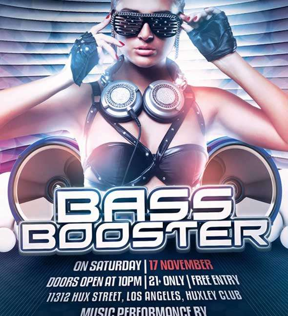 Bass-Booster-Free-PSD-Flyer-Template