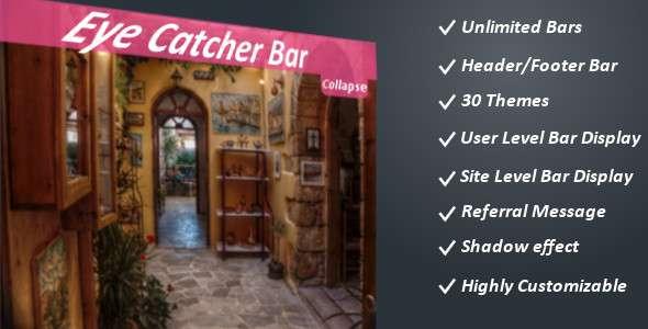 EyeCatcher Notification Bars
