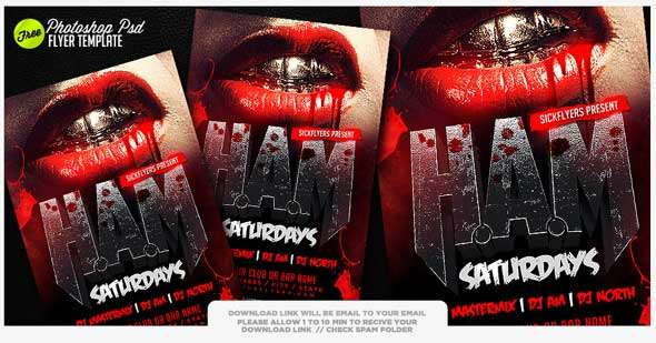 Free-Halloween-Flyer-Template