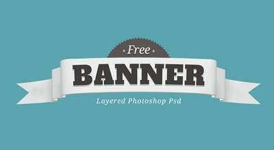 Free-Layered-PSD-Banner-Badge