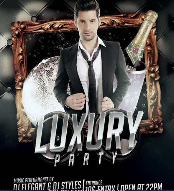 Luxury-Birthday-Party-Free-PSD-Flyer-Template