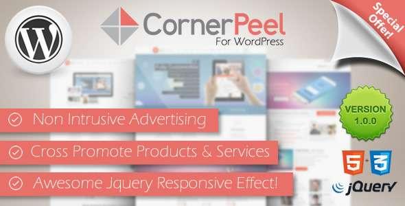 WordPress Corner Peel Plugin image