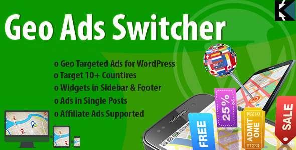geo ads switcher plugin geo targeted ads image