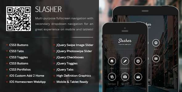 slasher-mobile-tablet-responsive-template