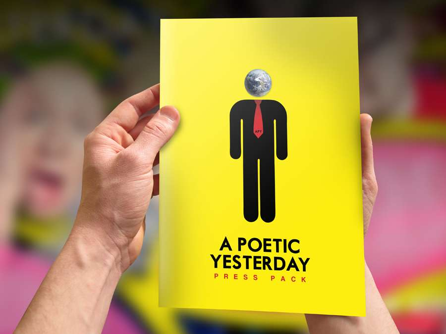 APY brochure outer 35 Creative Brochure Design examples for your Inspiration