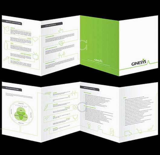 Brochure Design Company 35 Creative Brochure Design examples for your Inspiration