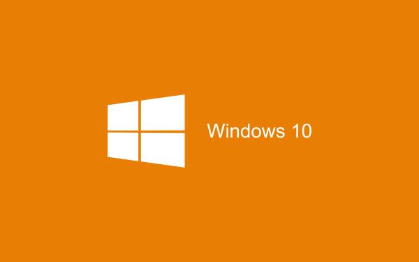 Light orange Wallpaper Windows 10 HD 2880x1800 600x375 image