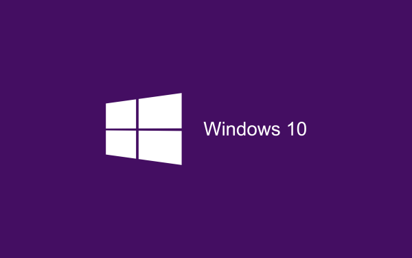 Purple Wallpaper Windows 10 HD 2880x1800 600x375 image