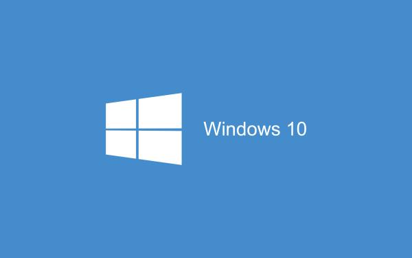 dull blue Wallpaper Windows 10 HD 2880x1800 600x375 image