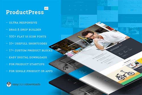 Buy ProductPress WordPress eCommerce Theme